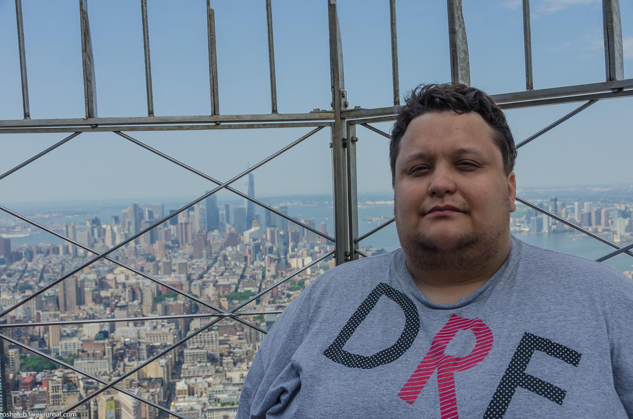 Нью-Йорк_Empire State Building-68