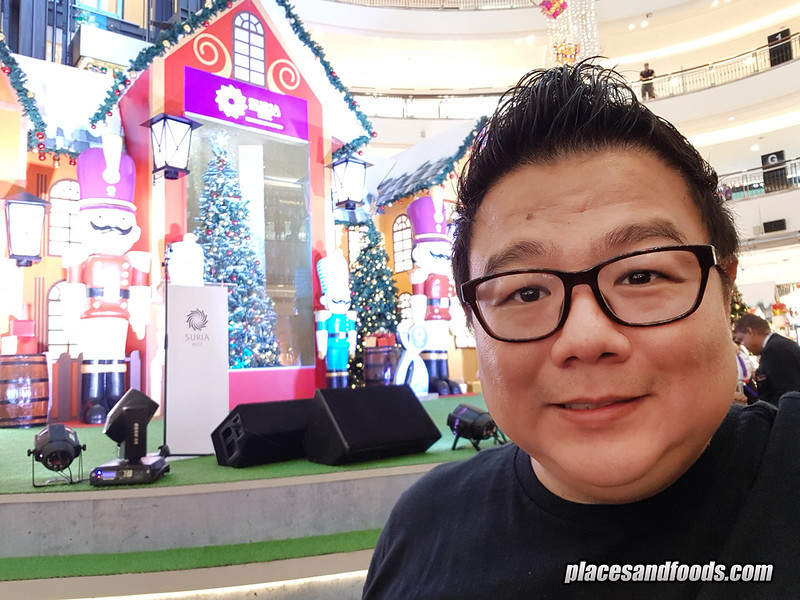 klcc christmas placesandfoods