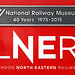 43238 'National Railway Museum 40 years 1975 - 2015'