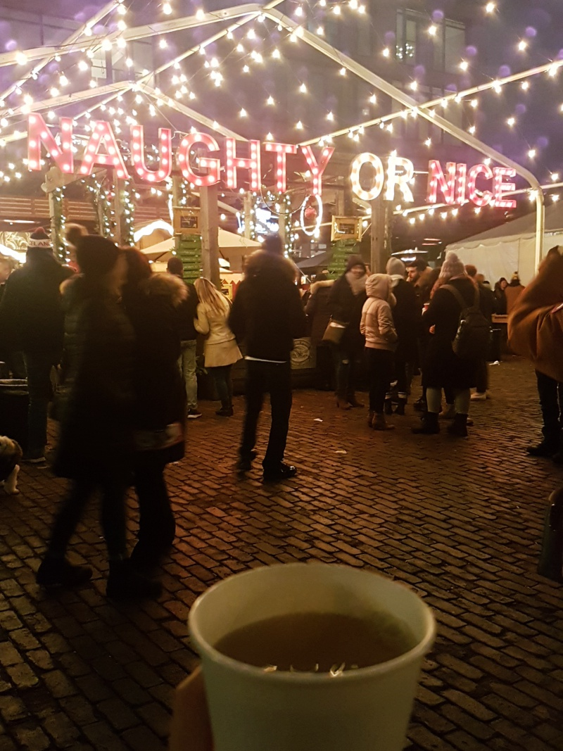 Christmas Market Distillery