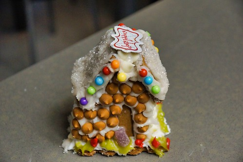 2018-12-21 - Best Gingerbread House and Ugliest Sweater