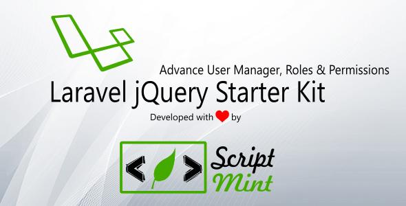 Laravel 5.4 - Advanced User Manager