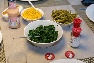 Beilagen Zu Raclette Wie Pellkartoffeln Maiskörner Bohne Flickr