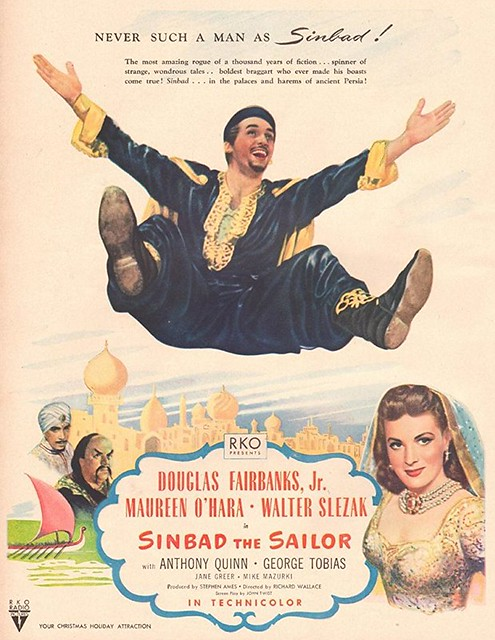 Sinbad, The Sailor - Poster 3