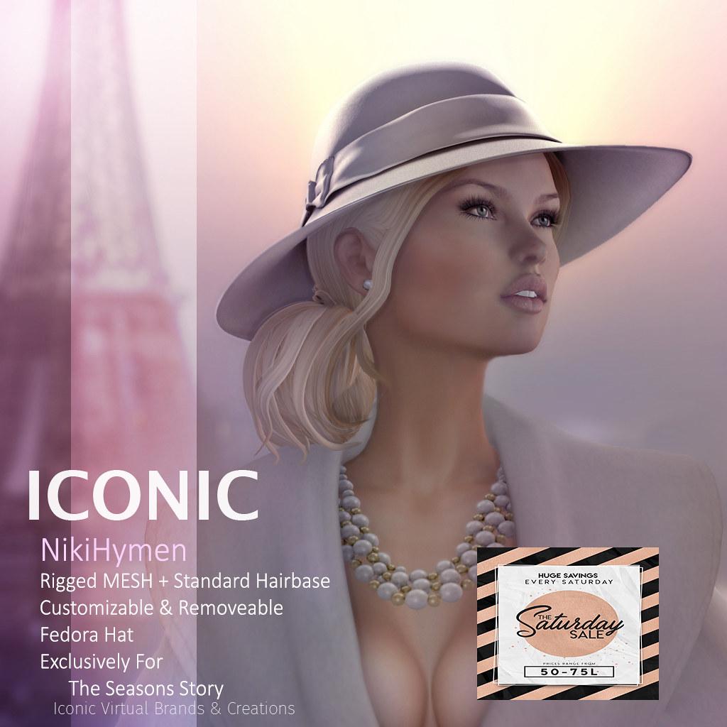 ICONIC_NikiHymen - TeleportHub.com Live!