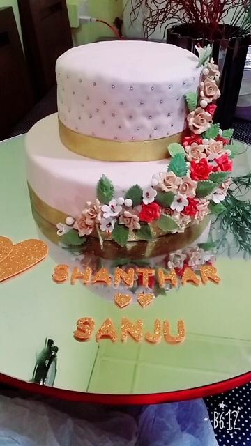 Cake by Rinoza Jiffry of Sprinkles Cake's & Desserts