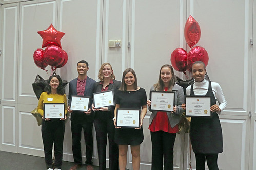 2018 Dean's Scholars Reception