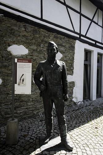 Border Soldier Mödlareuth