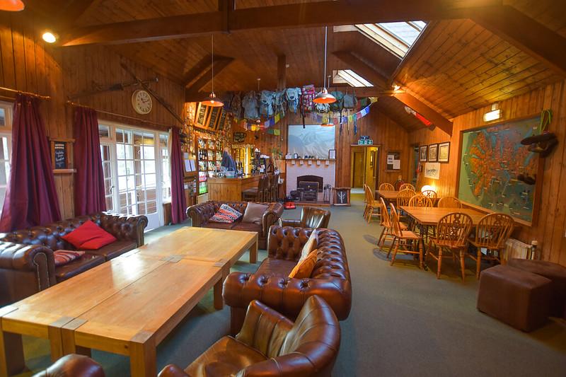 YHA Borrowdale Hostel, Lake District