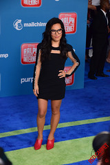 "Ali wong at Disney's ""Ralph Breaks the Internet"" World Premiere in Hollywood - DSC_0530"