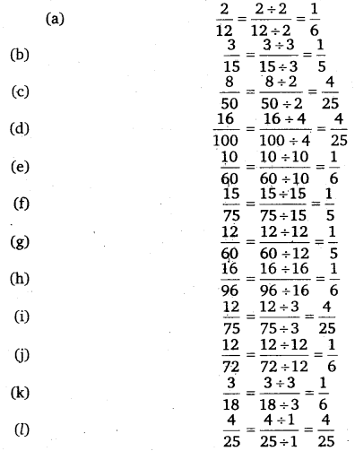 NCERT Solutions for Class 6 Maths Chapter 7 Fractions 59