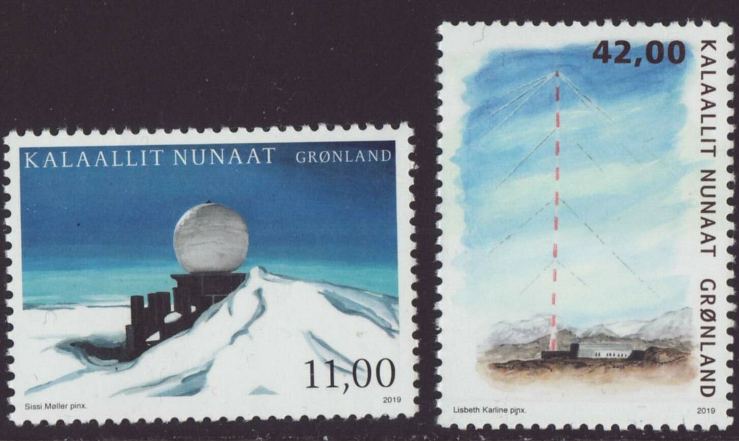 Greenland - Abandoned Stations, Part III: DYE-2 Station, LORAN Station Angissoq (January 21, 2019)