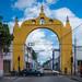 2018 - Mexico - Merida - Del Puente Arch por Ted's photos - Returns Early January