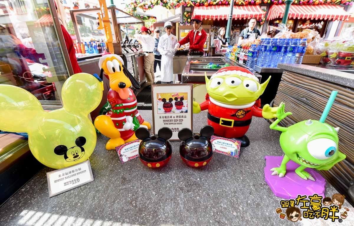 2019香港迪士尼樂園(聖誕節特別活動)-26