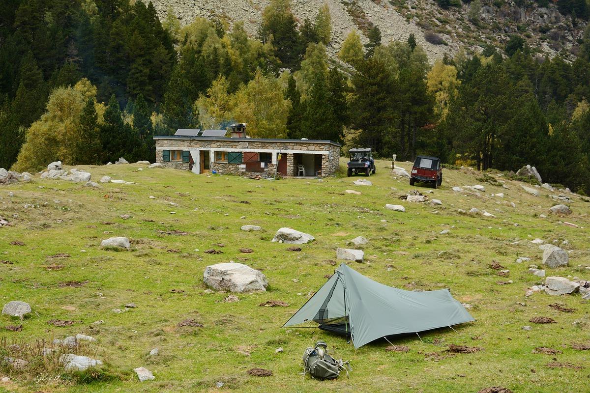 Pyrenäenherbst - 2. Teil meiner Pyrenäenwanderung auf der HRP