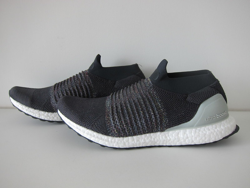 Adidas Ultra Boost Laceless - Side
