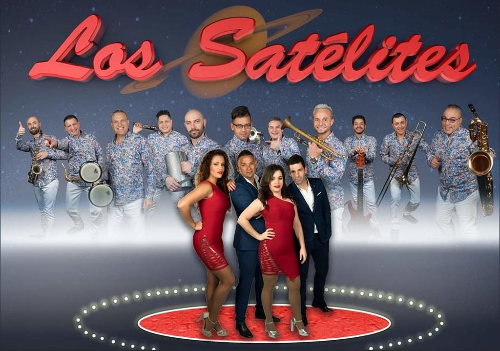 Afiche Los Satélites 2019.