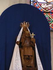 20080519 25969 Jakobus Montreal Kirche Madonna Maria Jesus Statue - Photo of Marmeaux