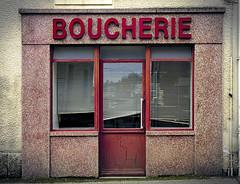 Vouvant old Boucherie