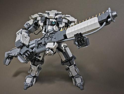 LEGO Robot Mk17-19