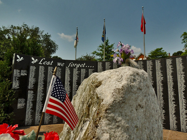 Donora Veterans Memorial