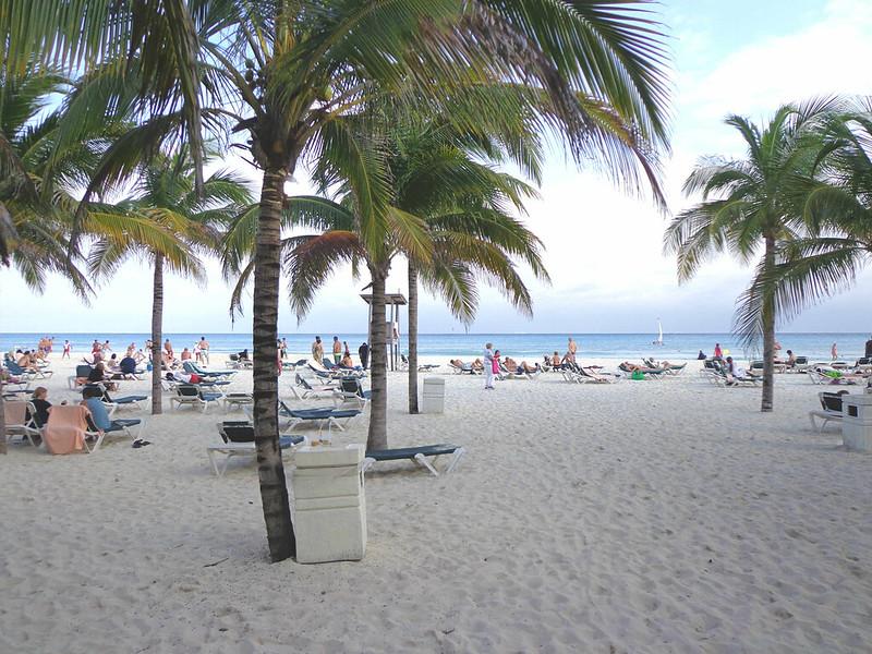 Riu playacar playa 3