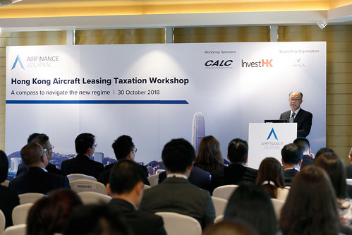 HK 18 - Hong Kong Aircraft Leasing Taxation Workshop