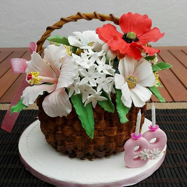 Cake by Dulce Reposteria