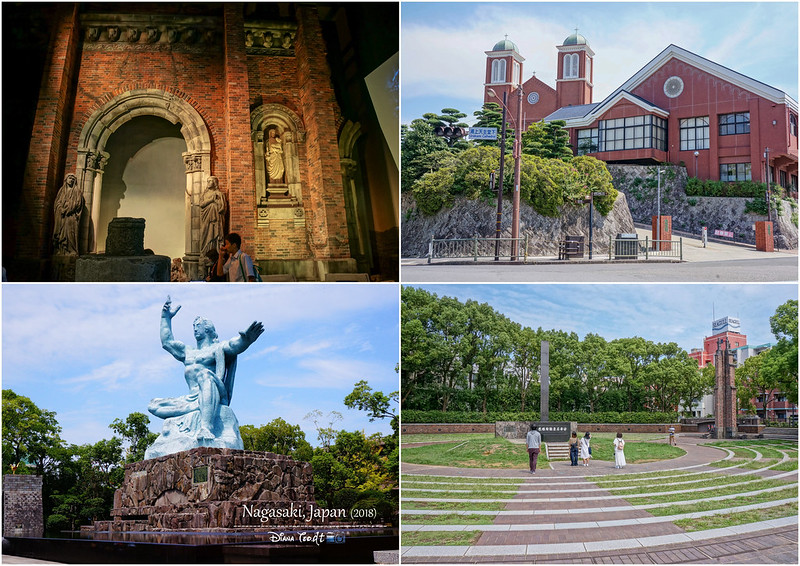 2018 Japan Nagasaki Attractions