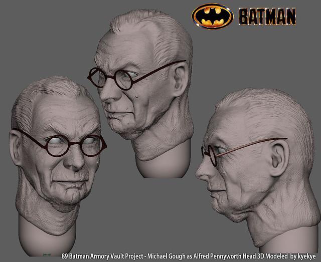 1/6 Scale 89 Batman Armory Custom (3D Print) 44321475470_073a6b63c9_z