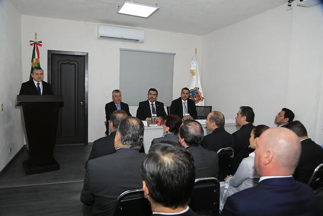 Evento de Inaguración de Instalaciones del Tribunal de Justicia Administrativa del Estado de Tamaulipas