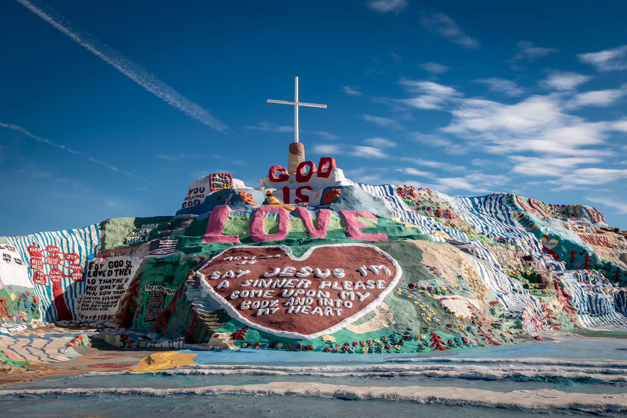 Salvation Mountain - Californie - [USA]