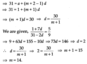 NCERT Solutions for Class 11 Maths Chapter 9 Sequences and Series 32