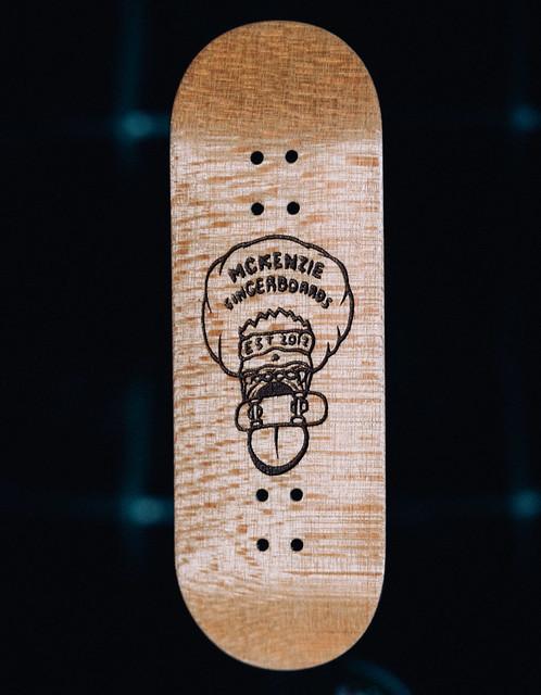 McKenzie Fingerboards - Nature Laser