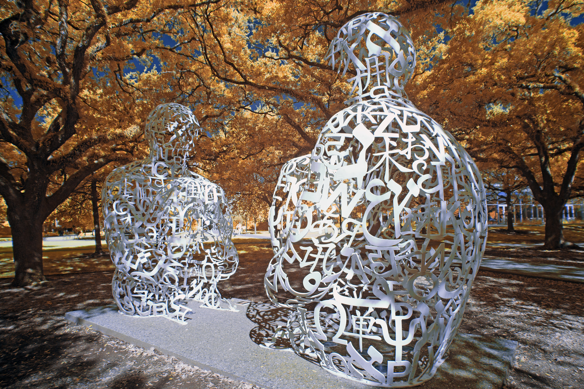 Hidden Rice -  Jaume Plensa Sculpture