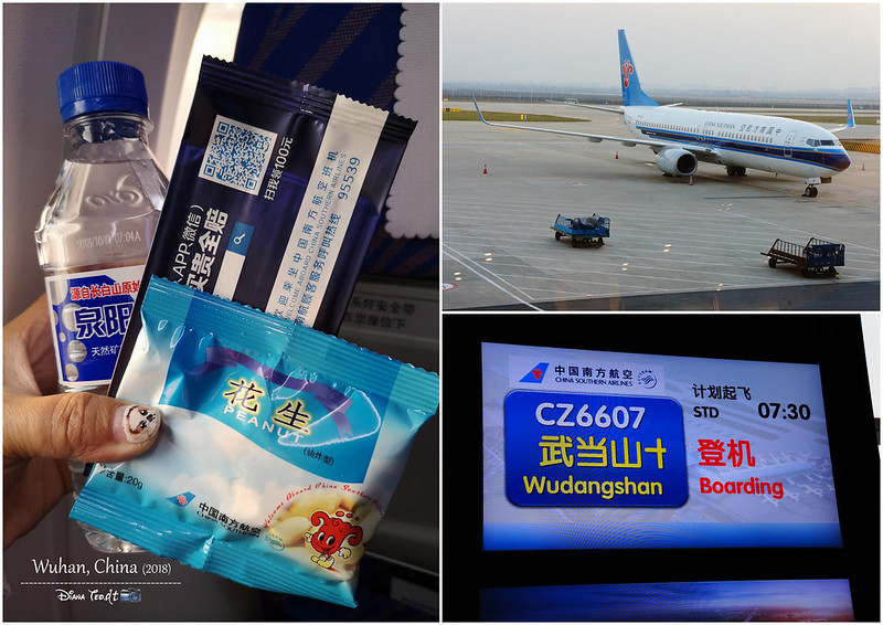 2018 China Wuhan China Southern Airlines