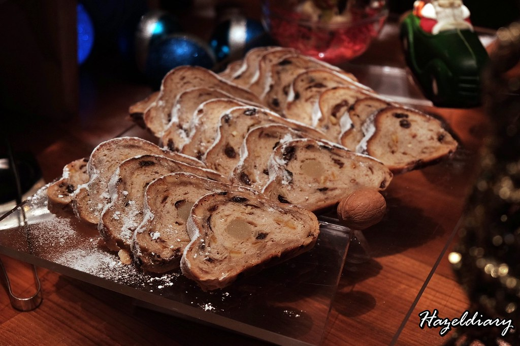 Swissotel Merchant Court Hotel-Christmas 2018- Bread