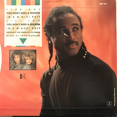 PHIL FEARON & GALAXY:YOU DON'T NEED A REASON(JACKET B)