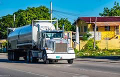 Truck Spotting Runaway Bay Jamaica