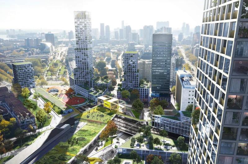 Nieuw Pompenburg Rotterdam 1