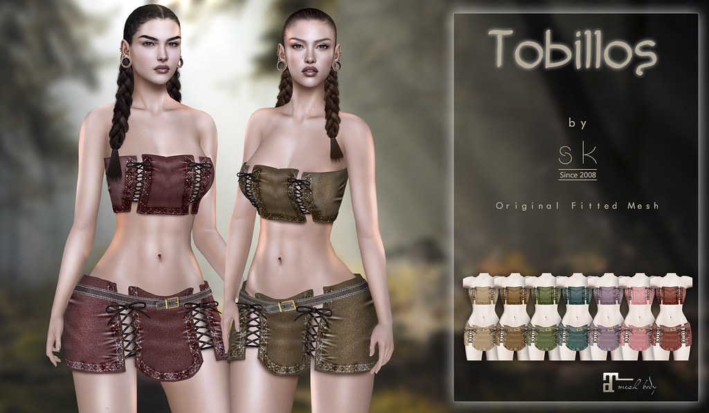 Tobillos by SK poster