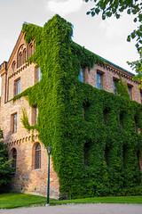 Sweden - Lund - University Library