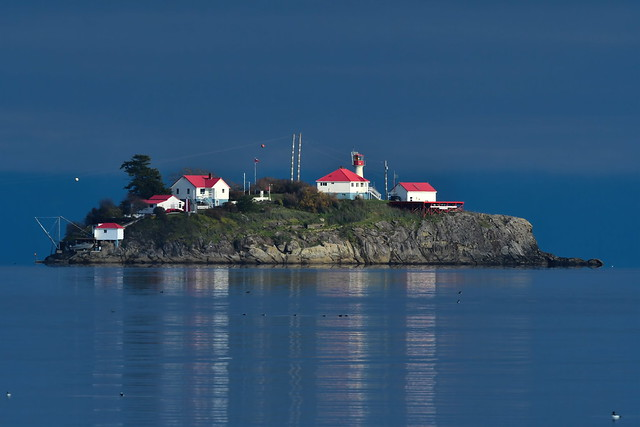 Chrome Island Lighthouse . . .