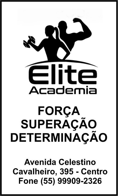 Elite Academia - Força, determinação, superação