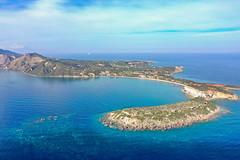 Cape Gerakas beach on the island Zakynthos Greece