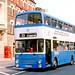 Derby City Transport: 140 (B140GAU) in Victoria Street