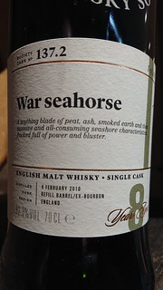 SMWS 137.2 - War seahorse