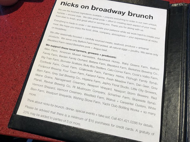 Nicks on Broadway