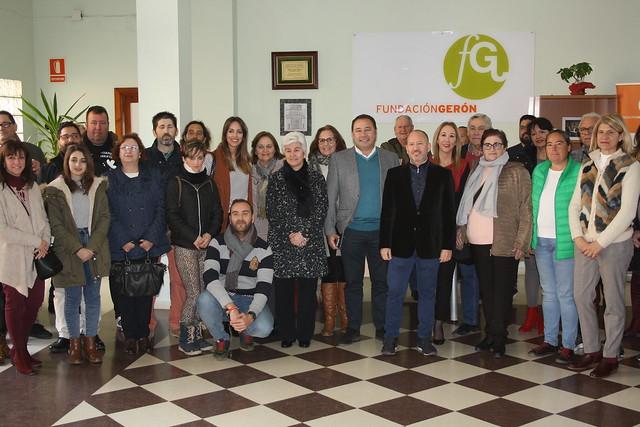 Jornada Puertas Abiertas ampliación Residencia Mayores Alconchel