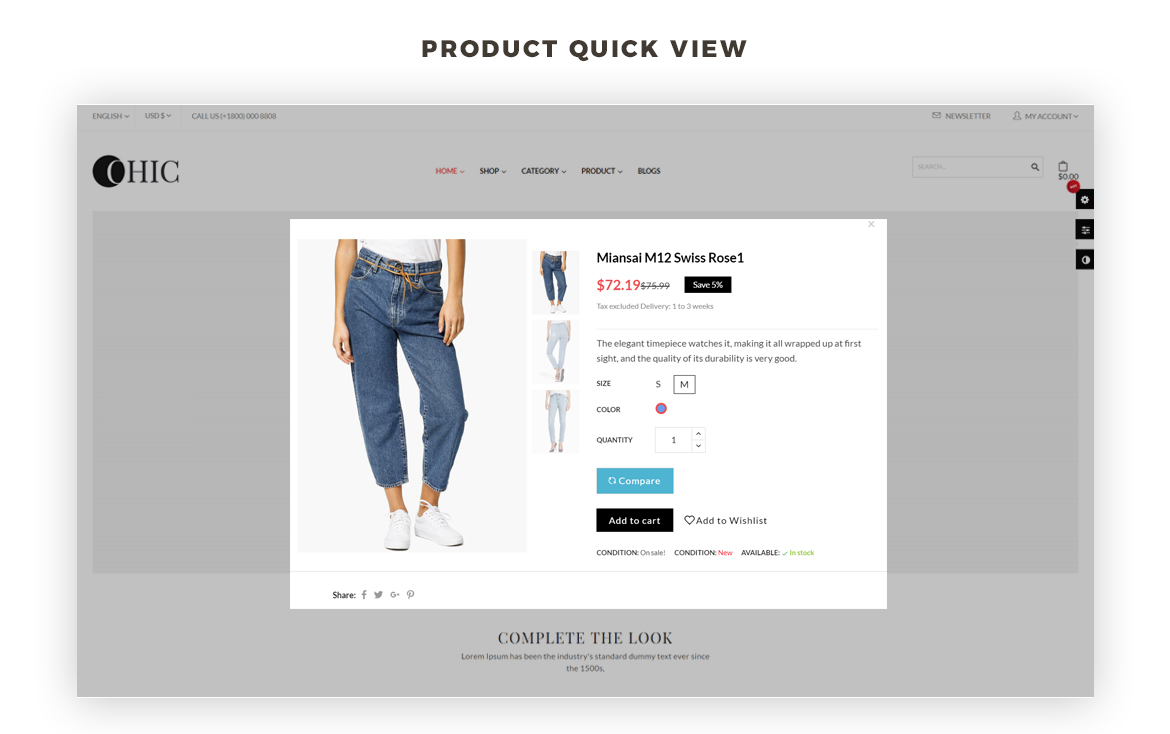 product quickview - Women Fashion and Lingerie Store